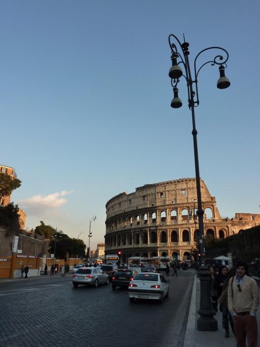 kelionės, lėktuvu, Roma