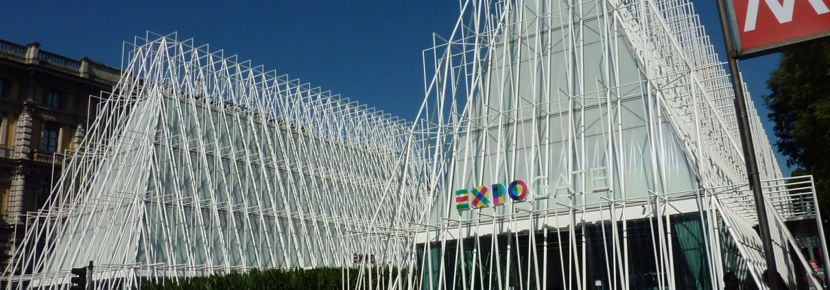 Milanas, paroda, expo